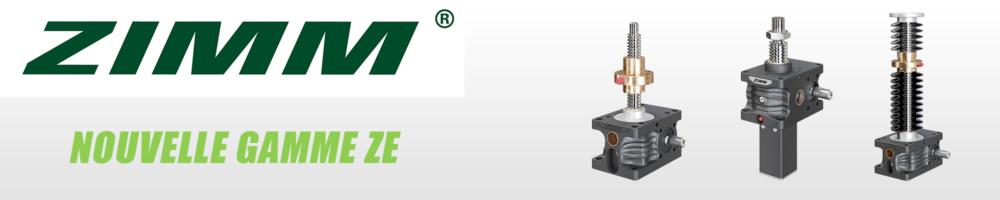 Nouveauté ZIMM 2020 : la gamme ZE est disponible